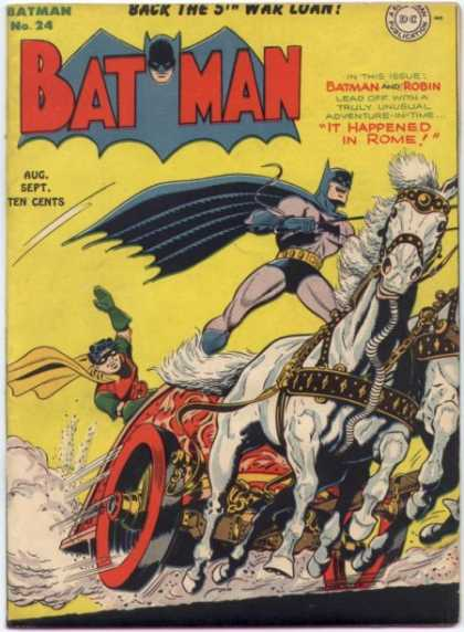 Batman 24 - George Roussos