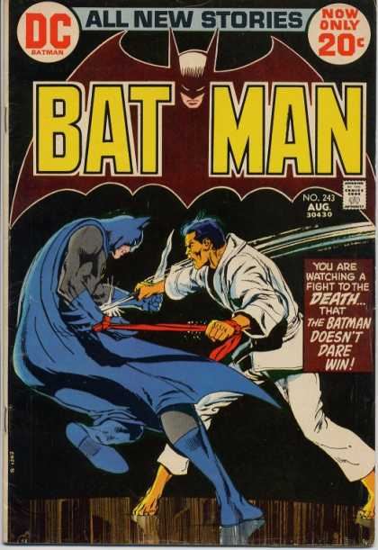 Batman 243 - Neal Adams