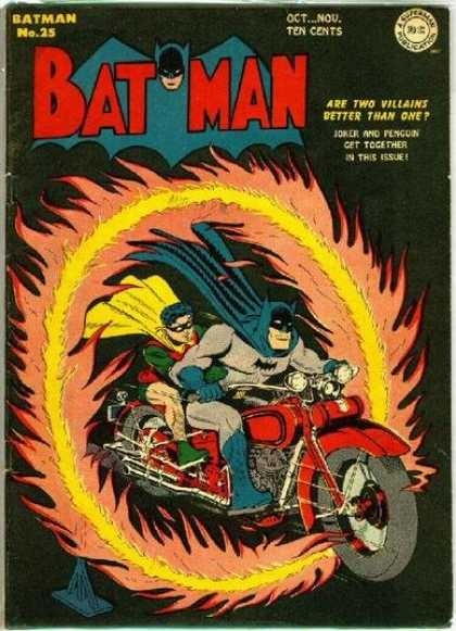 Batman 25 - No 25 - Oct Nov - Ten Cents - Bat Crusaders - Robin