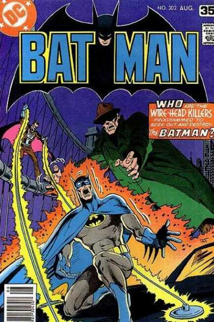 Batman 302 - Jim Aparo