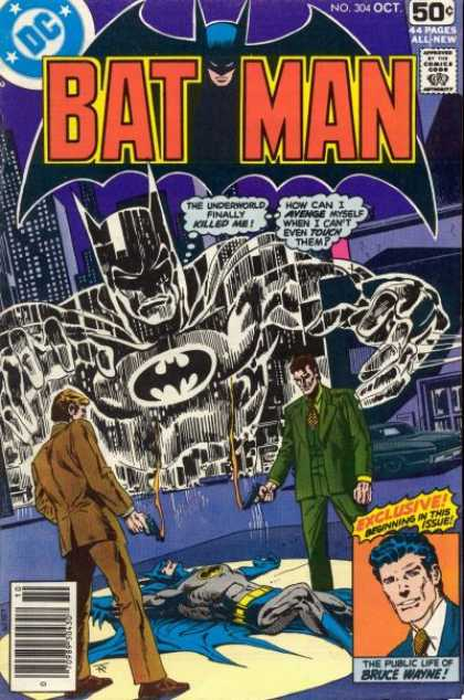 Batman 304 - Jim Aparo