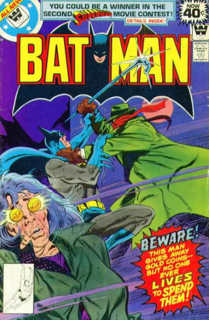 Batman 307 - Jim Aparo