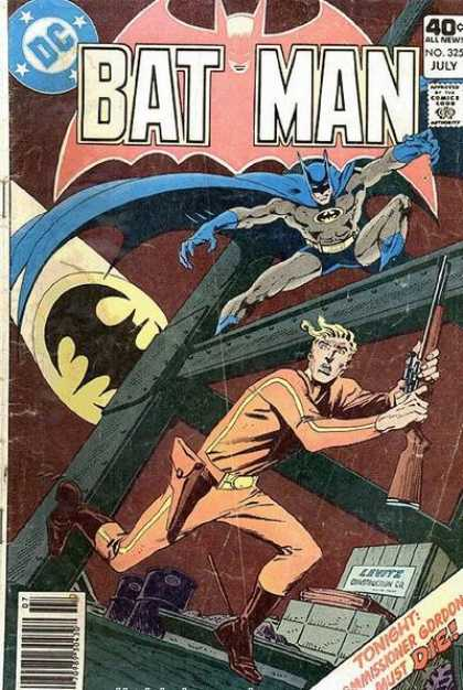 Batman 325 - Jim Aparo