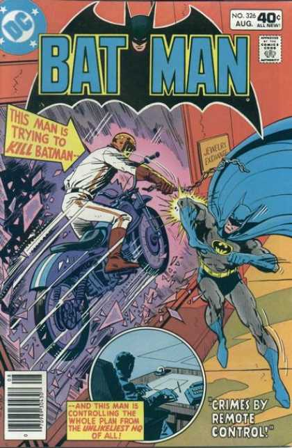 Batman 326 - Jim Aparo
