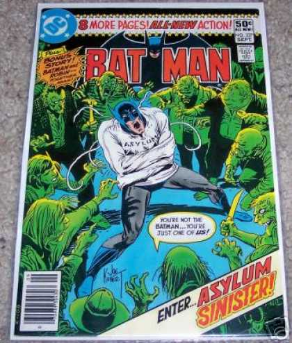 Batman 327 - Joe Kubert