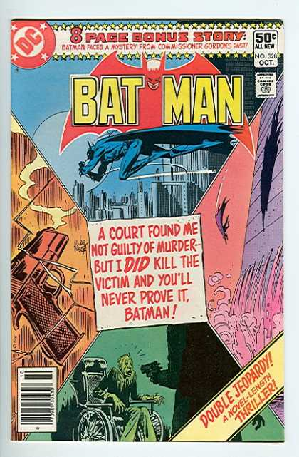 Batman 328 - Joe Kubert