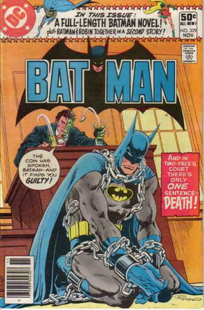 Batman 329 - Jim Aparo