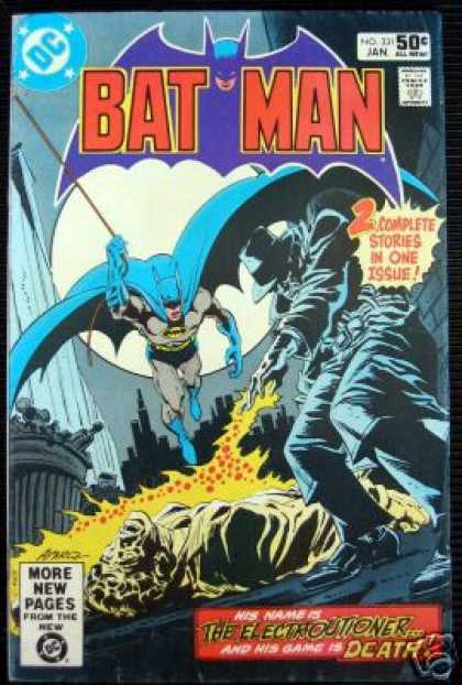 Batman 331 - Jim Aparo