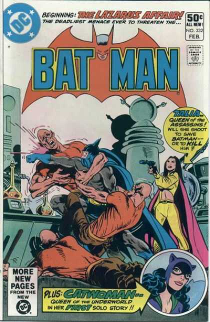Batman 332 - Jim Aparo