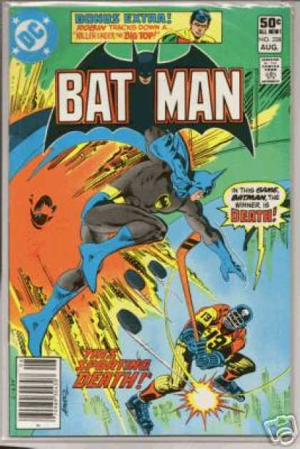 Batman 338 - Jim Aparo