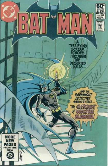 Batman 341 - Jim Aparo