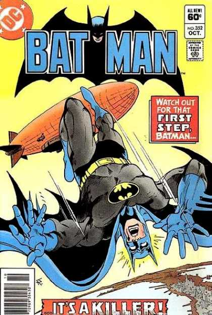 Batman 352 - Jim Aparo