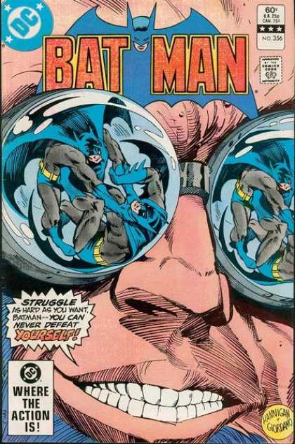 Batman 356 - Dick Giordano