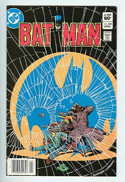 Batman 358 - Dick Giordano