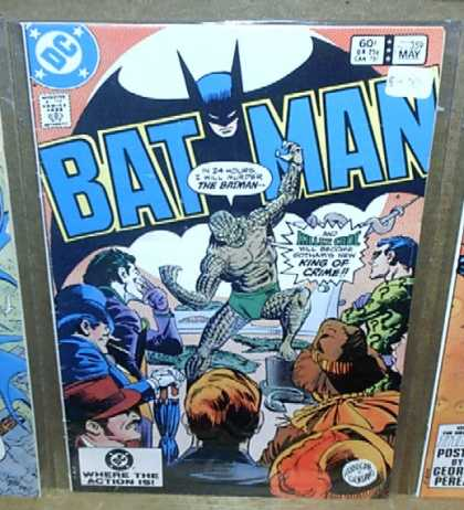 Batman 359 - Dick Giordano