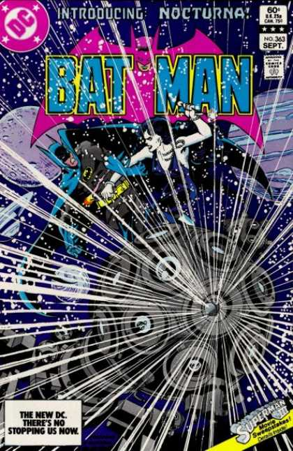 Batman 363 - Dick Giordano