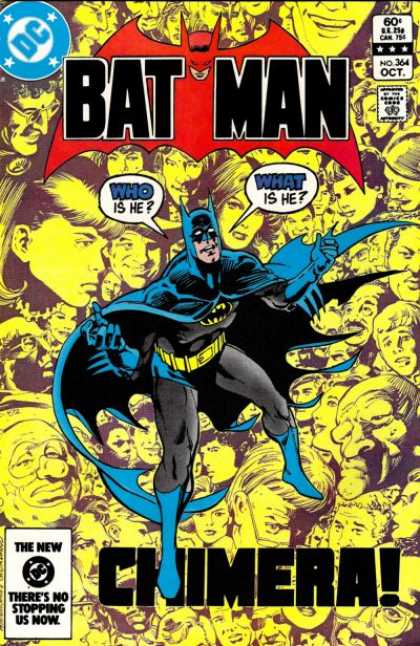 Batman 364 - Dick Giordano