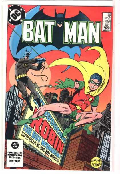 Batman 368 - Dick Giordano