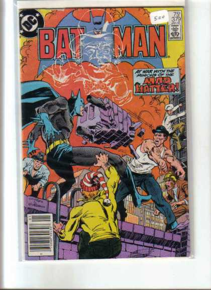 Batman 379 - Dick Giordano