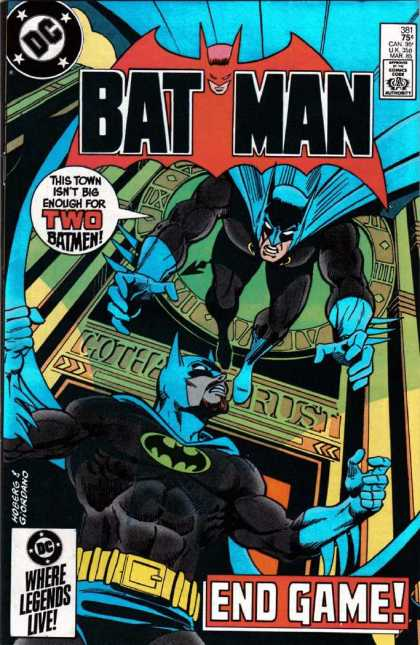 Batman 381 - Dick Giordano