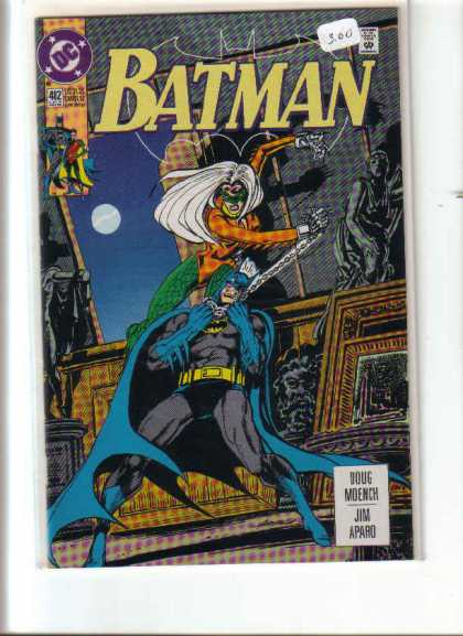 Batman 482 - Jim Aparo