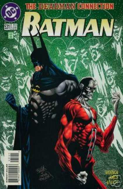 Batman 531 - Dc - 531 - The Deadman Connection - Direct Sales