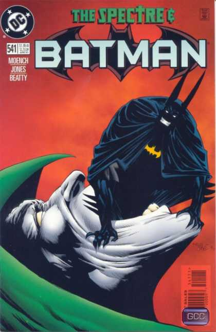 Batman 541 - The Spectre - Dc - Moench - Jones - Beatty
