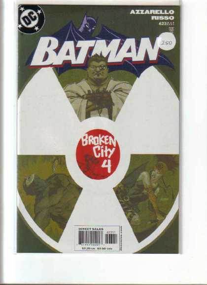 Batman 623 - Broken City 4 - Assarello - Risso - Dc Comics - Battle