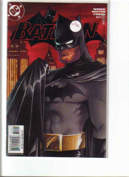 Batman 627 - Matt Wagner