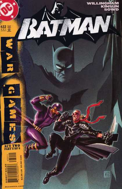 Batman 632 - Matt Wagner