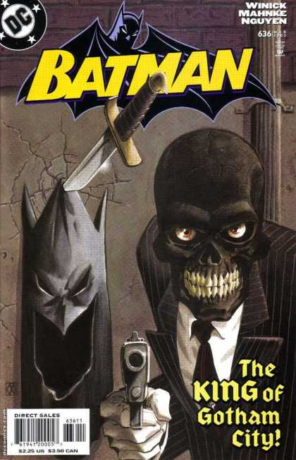 Batman 636 - Matt Wagner