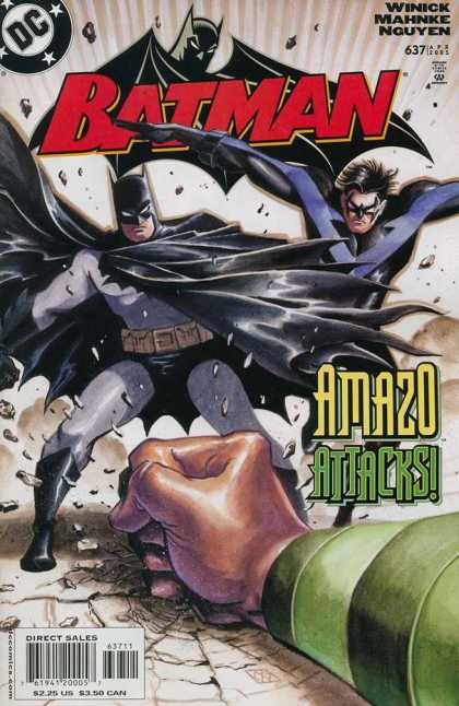 Batman 637 - Matt Wagner