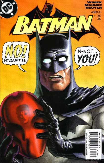 Batman 638 - Matt Wagner