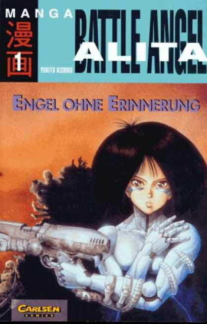 Battle Angel Alita 1