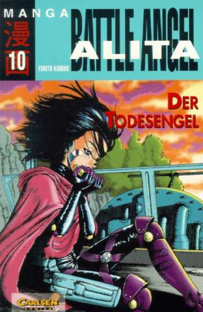 Battle Angel Alita 5