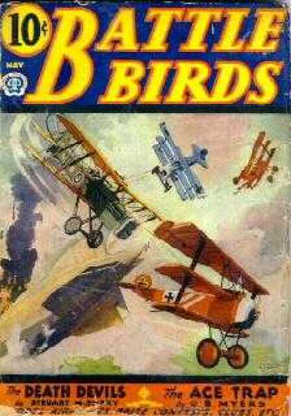Battle Birds - 5/1933