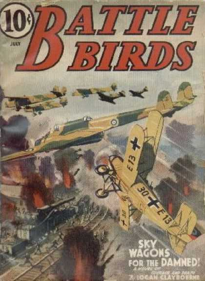 Battle Birds - 7/1940