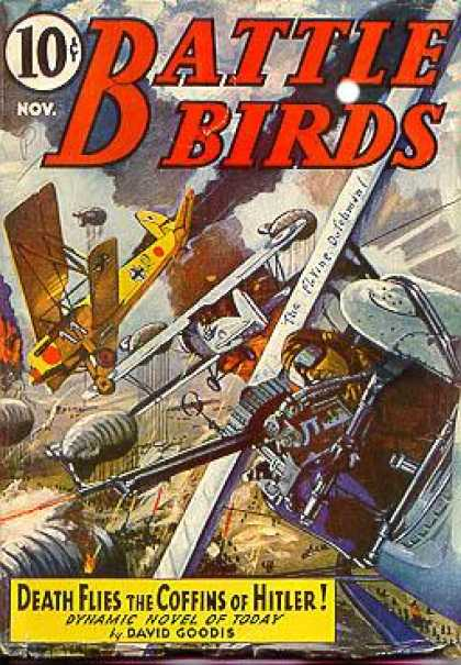 Battle Birds - 11/1940