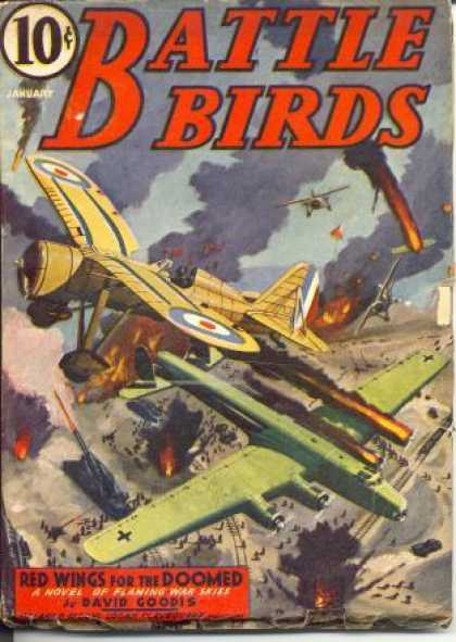 Battle Birds - 1/1941