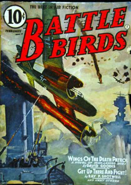 Battle Birds - 2/1942