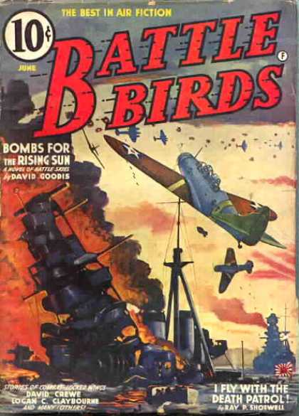 Battle Birds - 6/1942