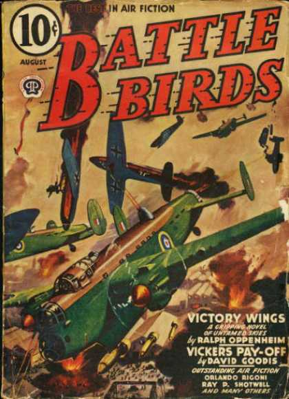 Battle Birds - 8/1942