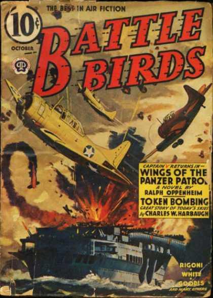 Battle Birds - 10/1942