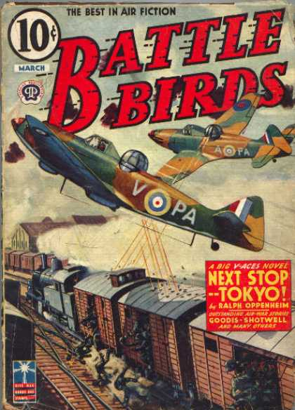 Battle Birds - 3/1943