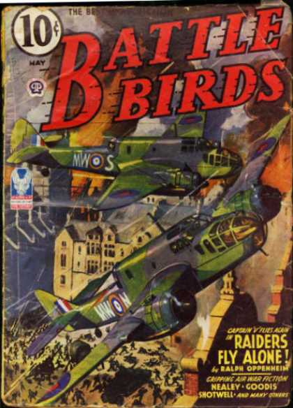 Battle Birds - 5/1943