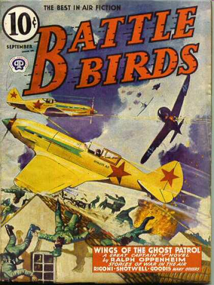 Battle Birds - 9/1943