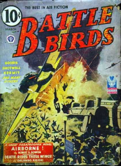 Battle Birds - 3/1944