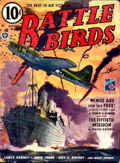 Battle Birds - 5/1944