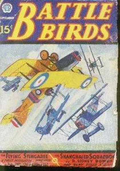 Battle Birds - 9/1933