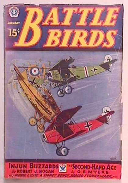 Battle Birds - 1/1934